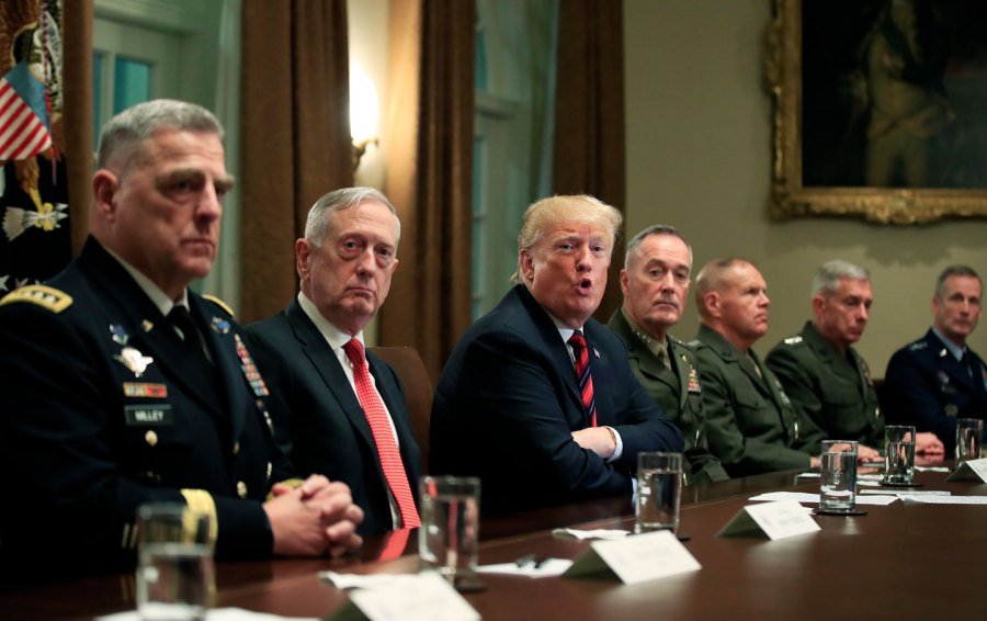 Will US Military Leaders Ever Stand up to Trump? | The Nation