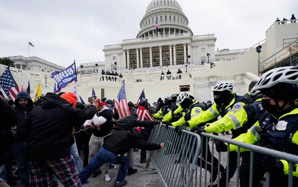 The Capitol Rioters Must Face Consequences | The Nation