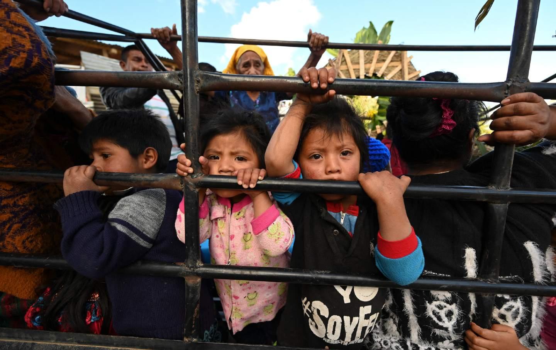 Migrant violence