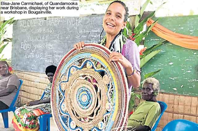 Women Given Chance To Showcase Artistic Skills  Artistic Skills