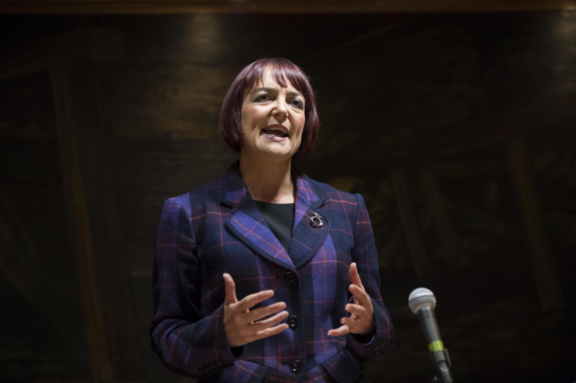 Equalities Secretary Angela Constance welcomed the move