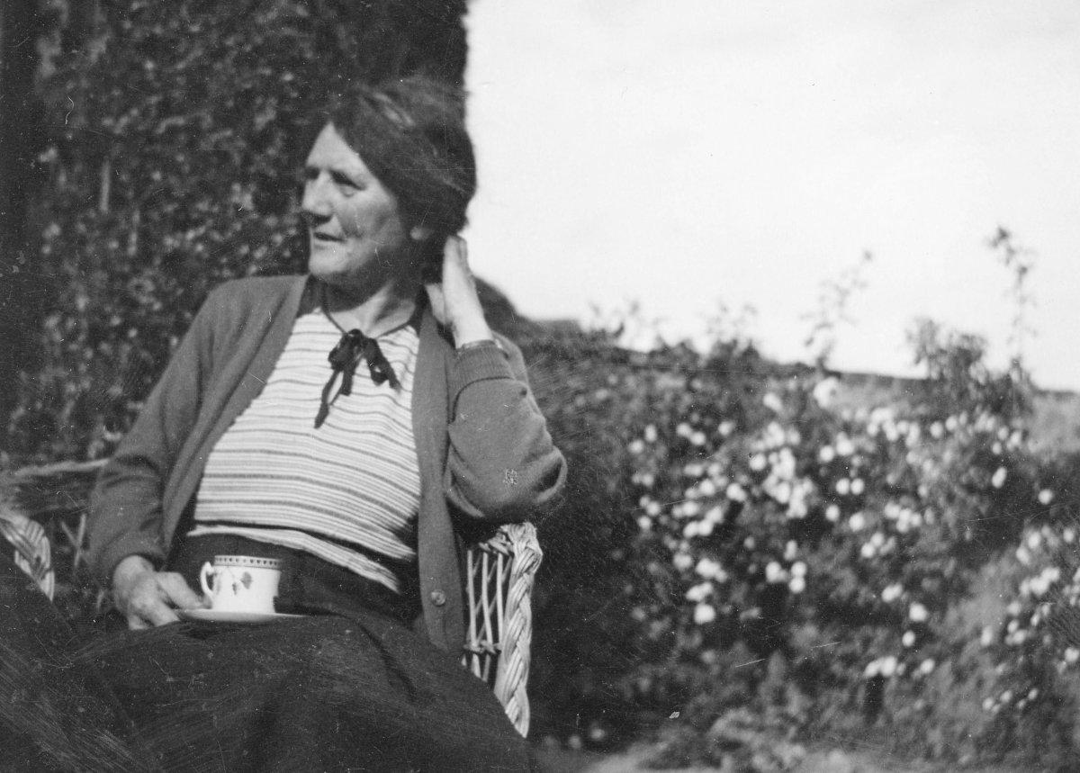 Nan Shepherd combined her two great loves – hillwalking and writing