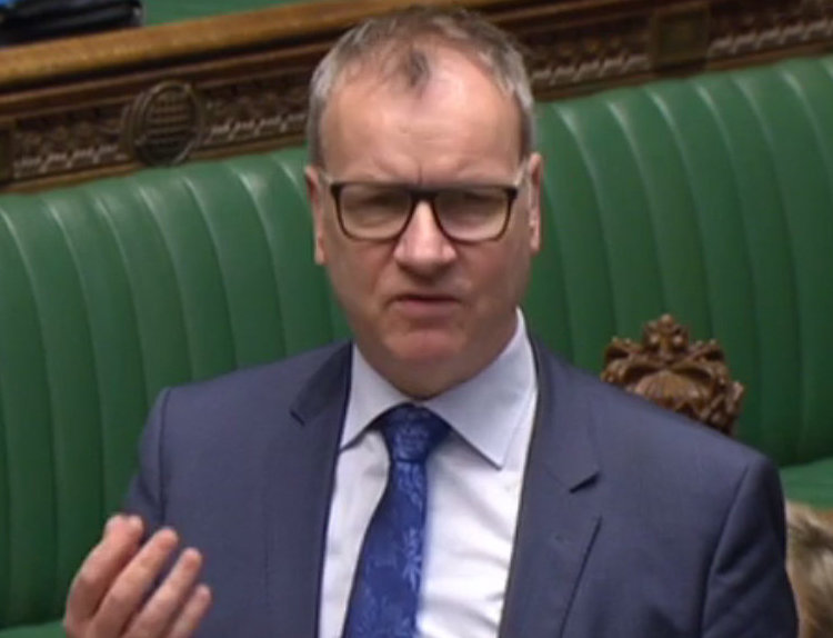 The National: Pete Wishart Business Questions - 25/02/2016.