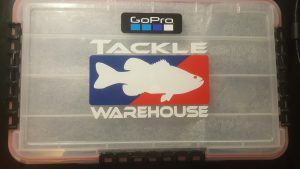 Waterproof GoPro Camera Storage Tackle Box