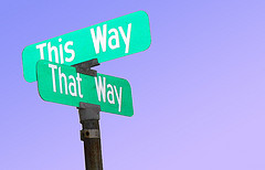 this way, that way decision