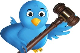 Twitter and the law