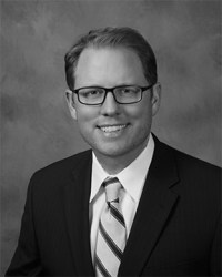 Attorney Grant Rahmeyer of Strong-Garner-Bauer P.C. in Springfield, MO.