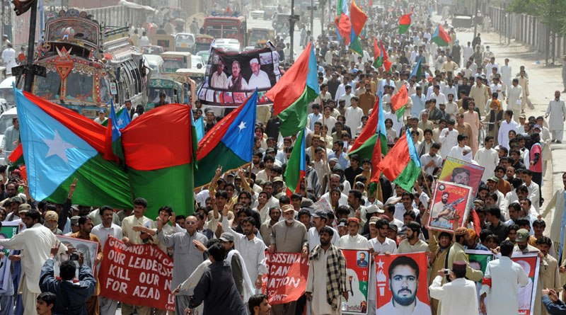 balochistan fights for freedom