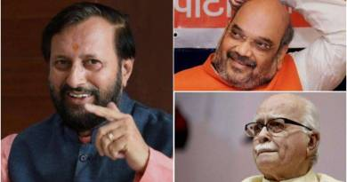 prakash javdekar said amit shah is behind the lk advani success | प्रकाश जावड़ेकर