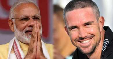 Kevin Pietersen Wrote A Special Message For Indians In 'Hindi' And PM Modi Reacted On It