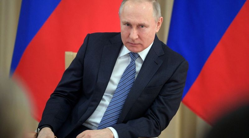 diesel fuel spilled from power plant vladimir putin declared state of emergency