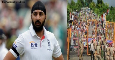 former England Spinner Monty Panesar Supports Farmers Protest In India