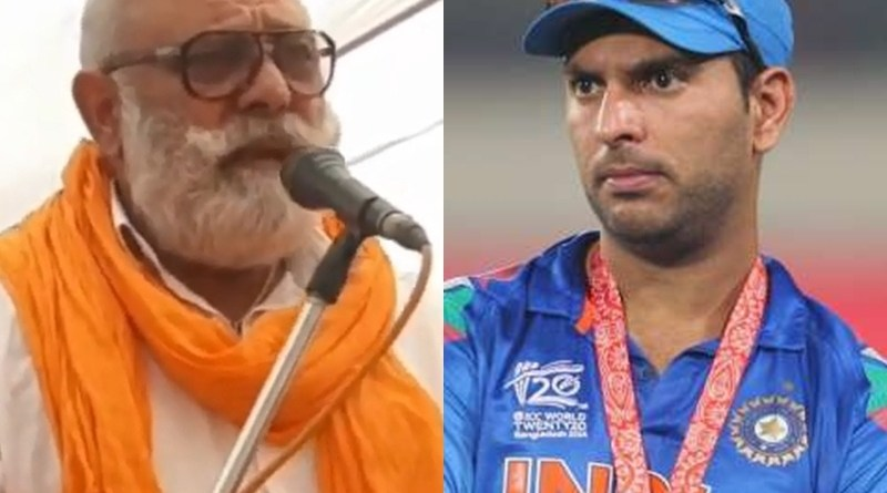 yuvraj singh emotional message on 39th birthday upset with father statment