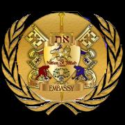 The Nation Of Judah Church Embassy logo
