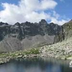 self guided hiking, Carpatian mountains, Poland, mountain ake