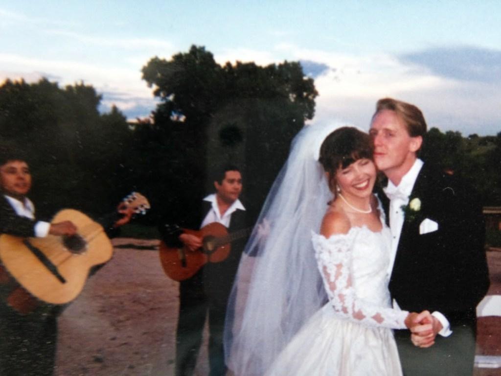 Sheila Wedding