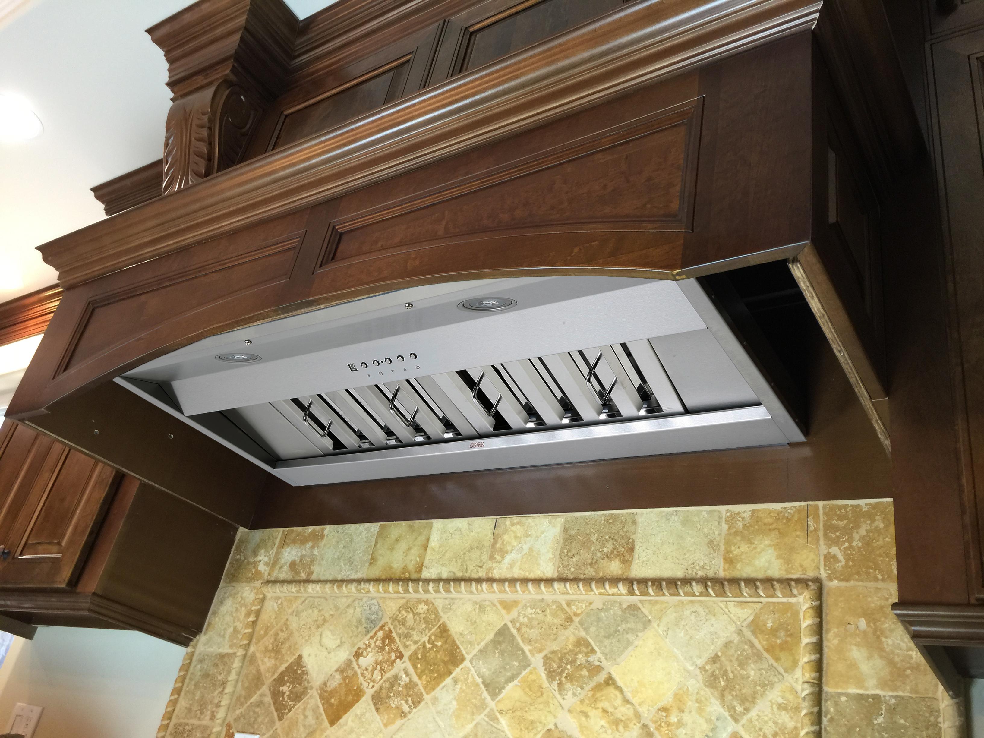 chimney kitchen vent range hood