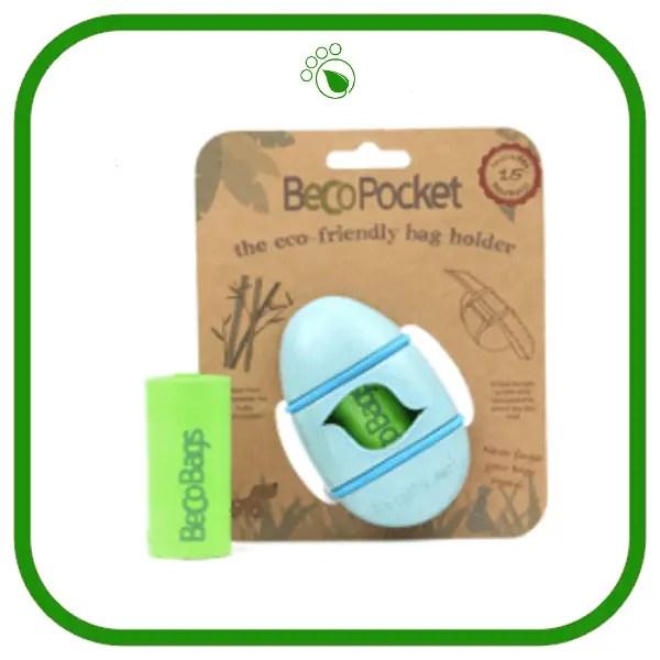 Eco-friendly dog poo bag dispenser