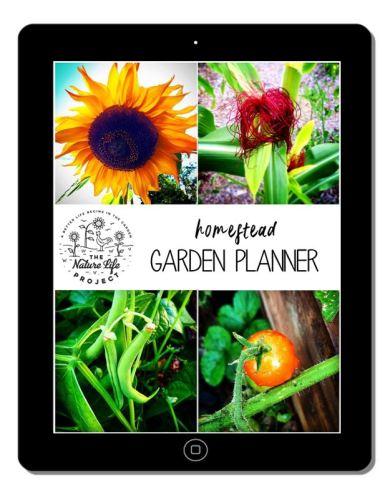 free homestead garden planner