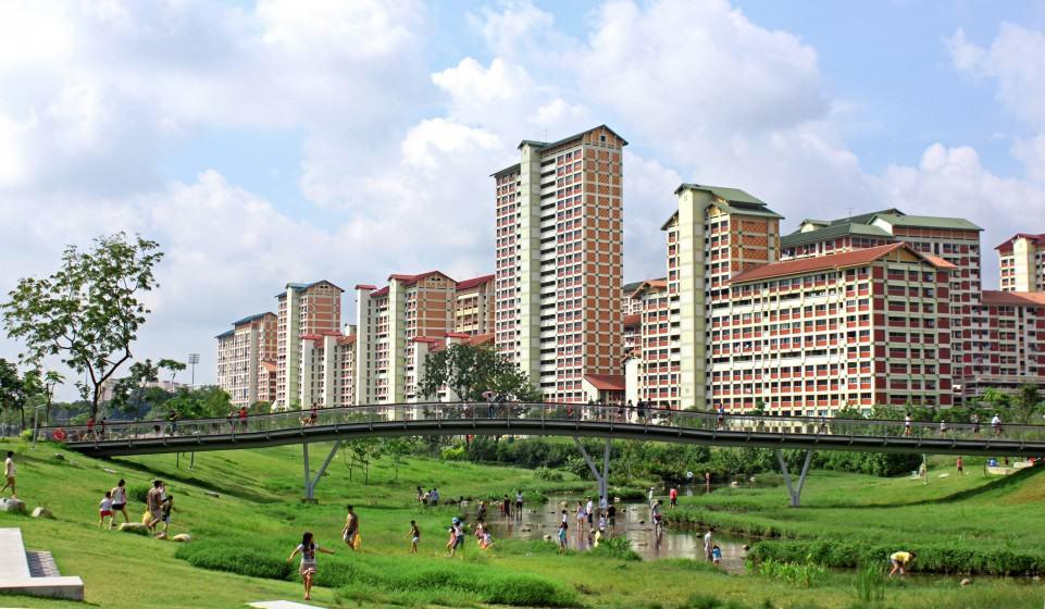 Bishan Park (after)