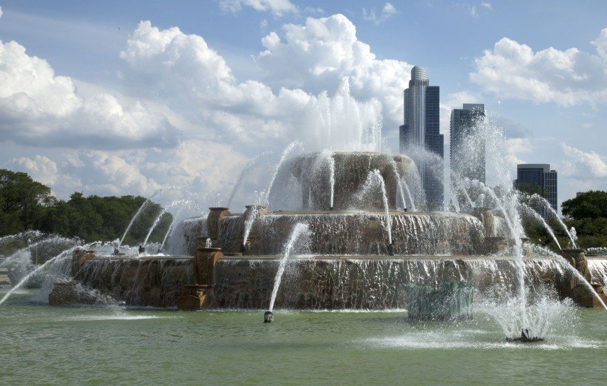 Grant Park, Chicago-min