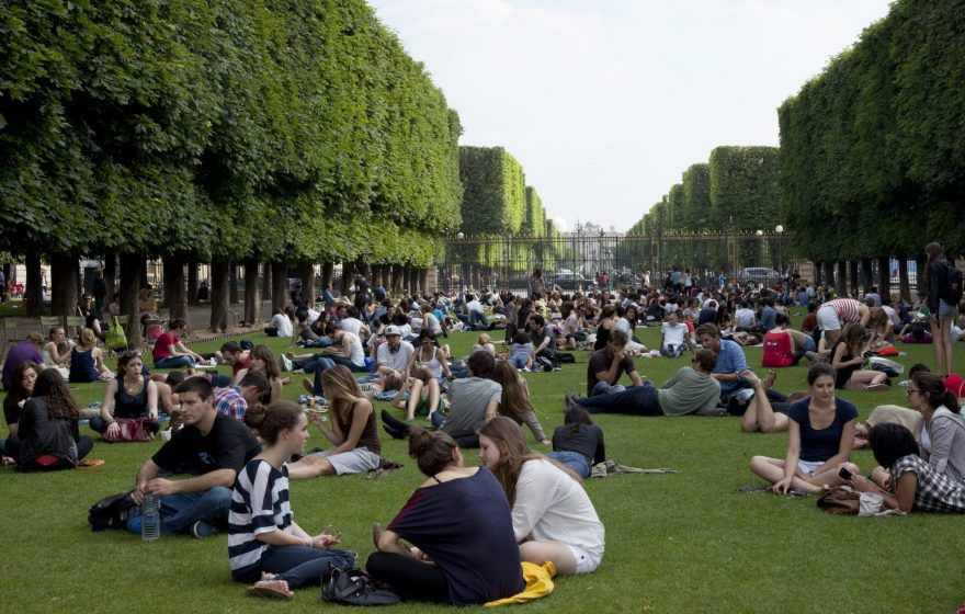 Jardin du Luxembourg, Paris-min