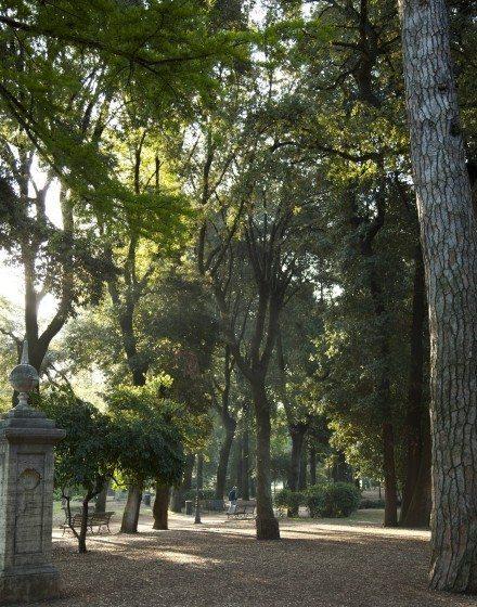 Villa Borghese, Rome 2-min