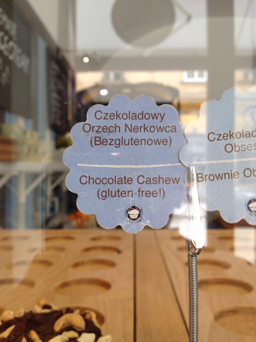 Gluten Free Cupcakes in Krakow