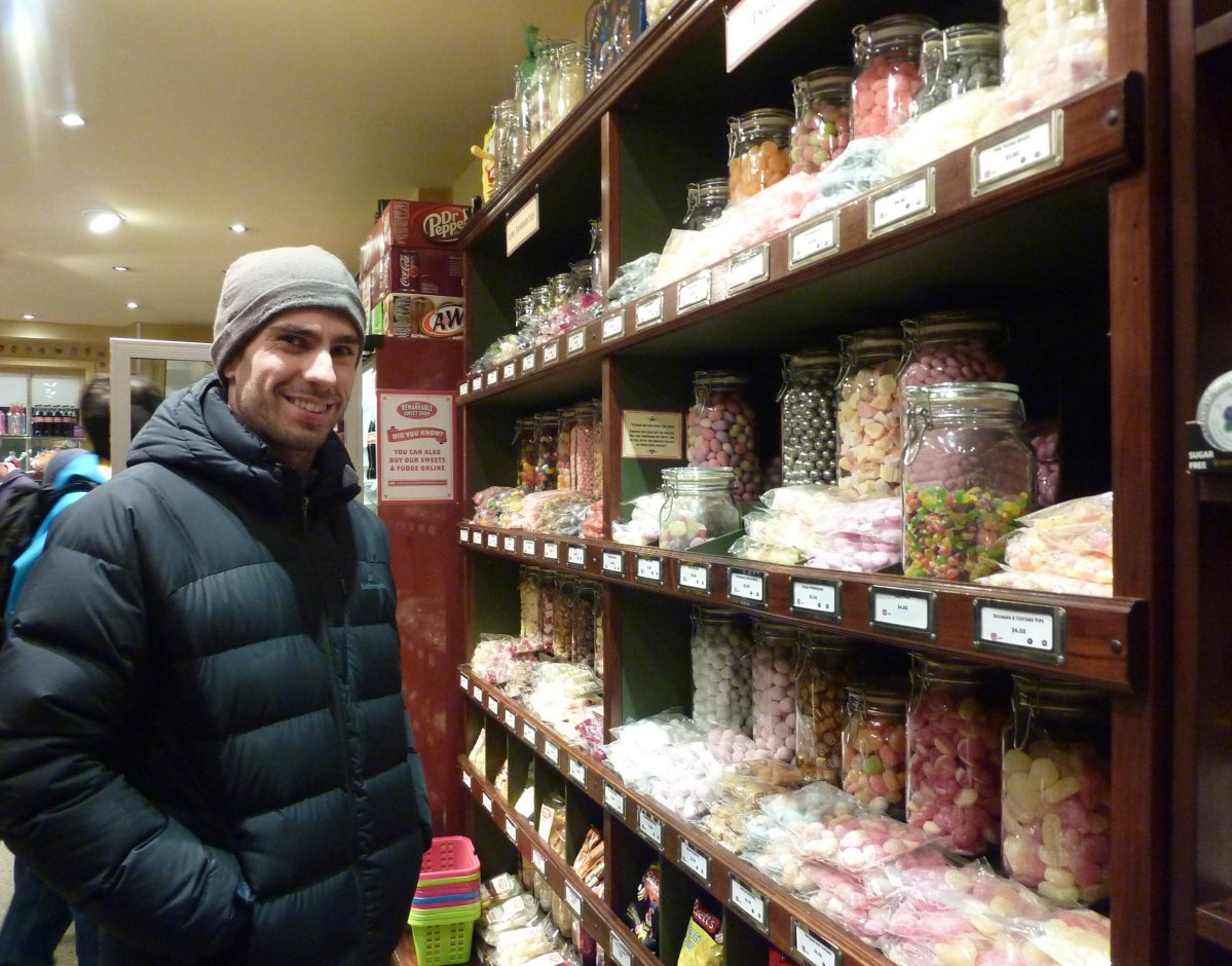 The Remarkable Sweet Shop