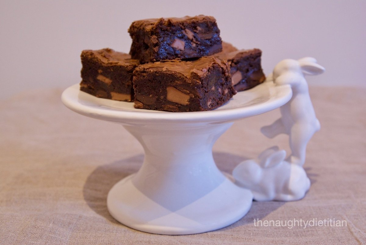 Gluten Free Decadent Chocolate Brownies