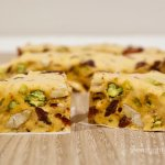 Gluten Free Almond, Cranberry and Pistachio Nougat