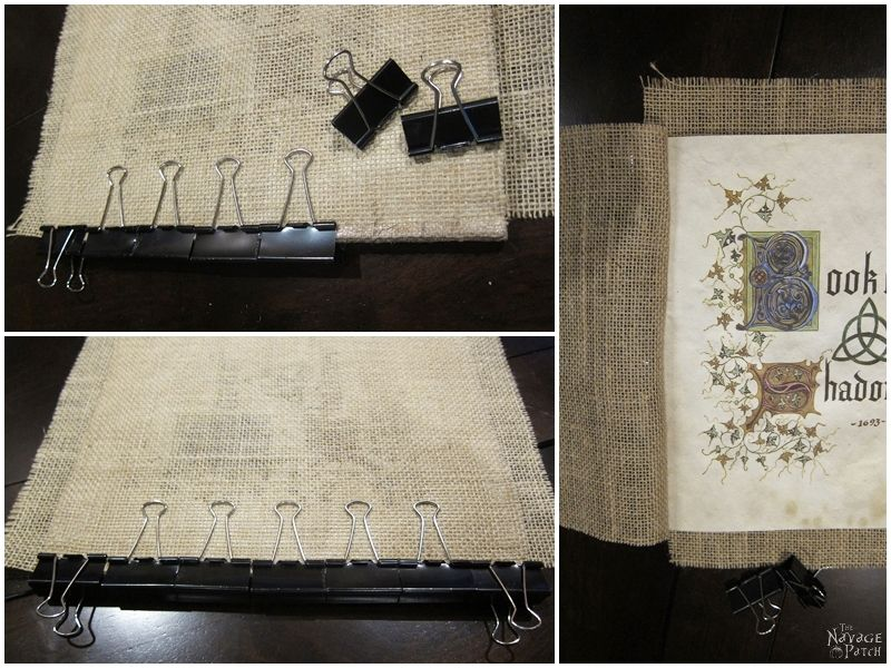 The Book of Shadows | DIY Halloween Spells and Potions prop | DIY spell book | How to make realistic spell book for Halloween | Upcycled and Repurposed Halloween decor | #TheNavagePatch #Upcycle #Repurposed #halloweendecorations #halloween #easydiy #DIY #halloweenparty #halloweencrafts #HarryPotter |TheNavagePatch.com