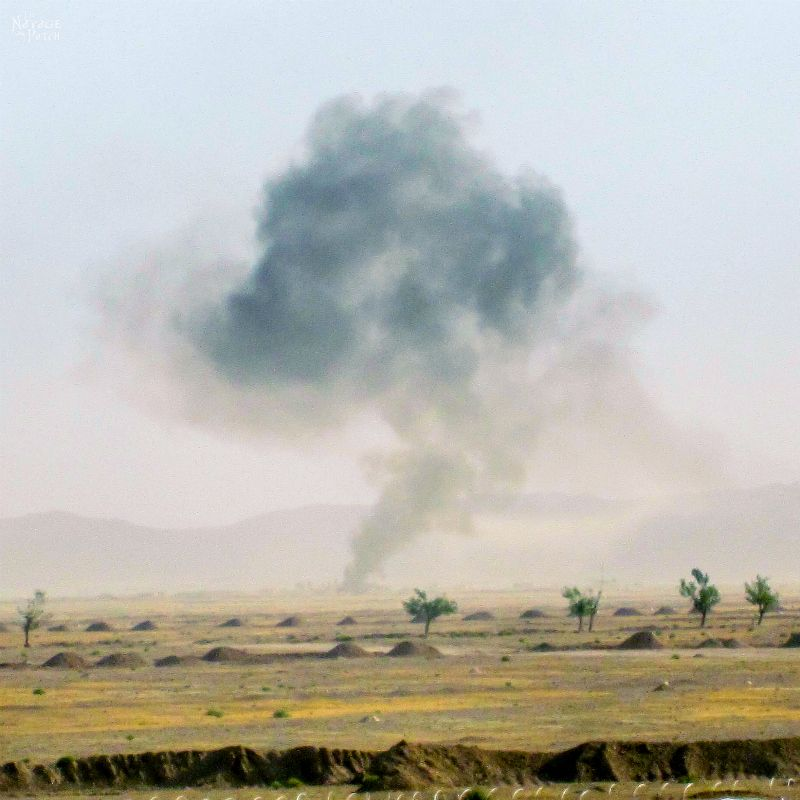 Afghanistan – Part 9: Incoming! | TheNavagePatch.com
