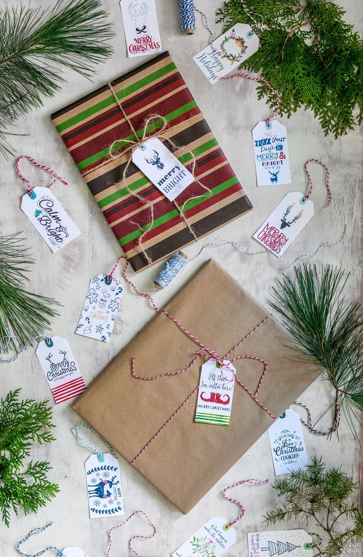 35 Free Printable Christmas Gift Tags  Free Printable #Christmas #GiftTags   Easy gift wrapping ideas   #TheNavagePatch #easydiy #Christmas #FreePrintable #DIY #Holidaydecor #Free #DIYChristmas #Christmascrafts #DIYGifts #Gifttags #Holidays   TheNavagePatch.com