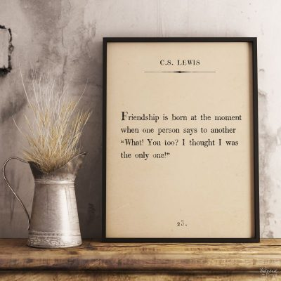 More Oversize Book Page Wall Art (18 Free Printables) | Amazing set of free printable book page quotes – Mark Twain, Paulo Coelho, C.S. Lewis, Henry Van Dyke, Edgar Allen Poe, Francis of Assisi | Free Printable Book Page Quote Art | Free printable oversize typography wall art | #TheNavagePatch #FreePrintable #FreeWallArt #easydiy #GalleryWall #BookPage #Quotes #Typography | TheNavagePatch.com
