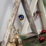 Diy Wooden Minimalist Christmas Tree The Navage Patch