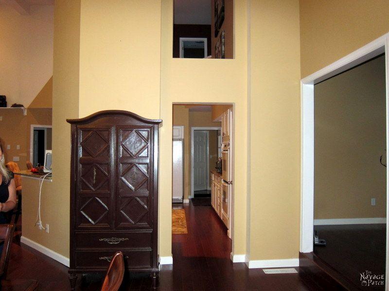 Dining Room Makeover Plan | How to create a moodboard | How to plan a room makeover | Before & After | TheNavagePatch.com