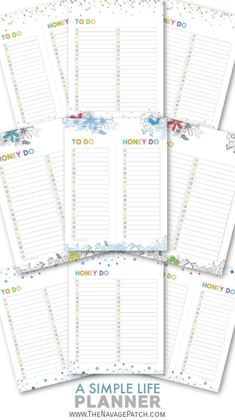 With this FREE printable Life Planner organize your daily, weekly and monthly schedule, take control of your finances, track your goals and habits, plan your meals, and keep your important information all in one binder!   Free organization printables   Free printable planner   Daily planner printables   Weekly planner printables   Free printable weekly meal planner   #TheNavagePatch #FreePrintable #LifePlanner #Calendar #Freeplanner   TheNavagePatch.comWith this FREE printable Life Planner organize your daily, weekly and monthly schedule, take control of your finances, track your goals and habits, plan your meals, and keep your important information all in one binder!   Free organization printables   Free printable planner   Daily planner printables   Weekly planner printables   Free printable weekly meal planner   #TheNavagePatch #FreePrintable #LifePlanner #Calendar #Freeplanner   TheNavagePatch.com