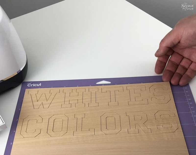 Cricut Maker Review and Giveaway | TheNavagePatch.com