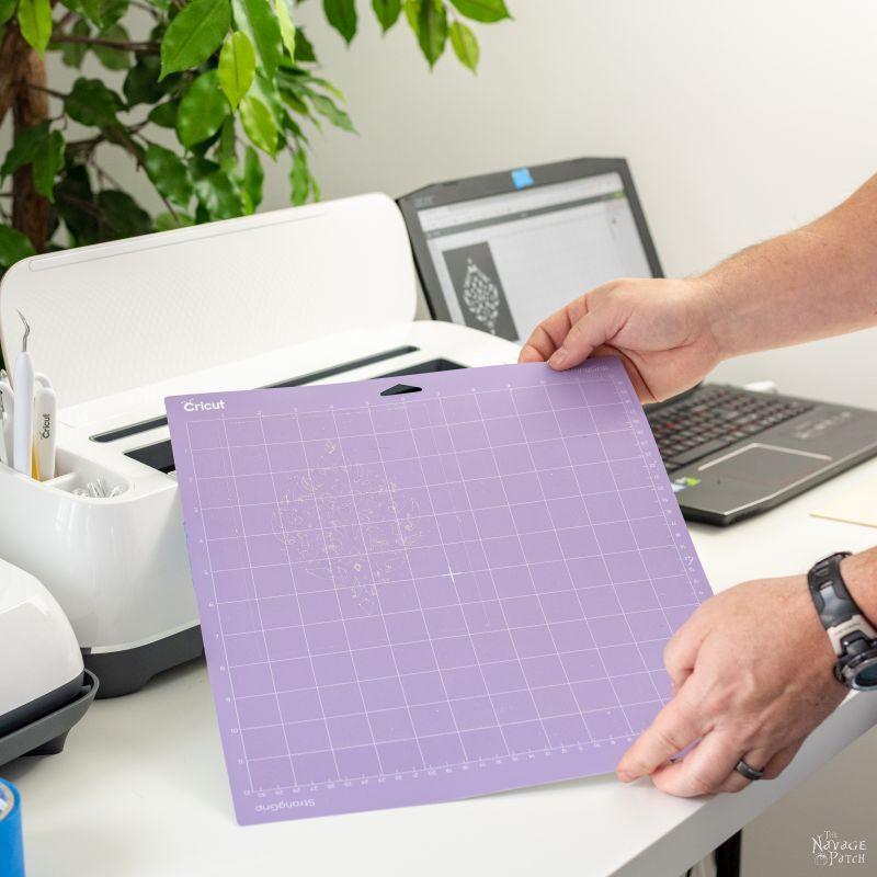 cricut strong grip mat