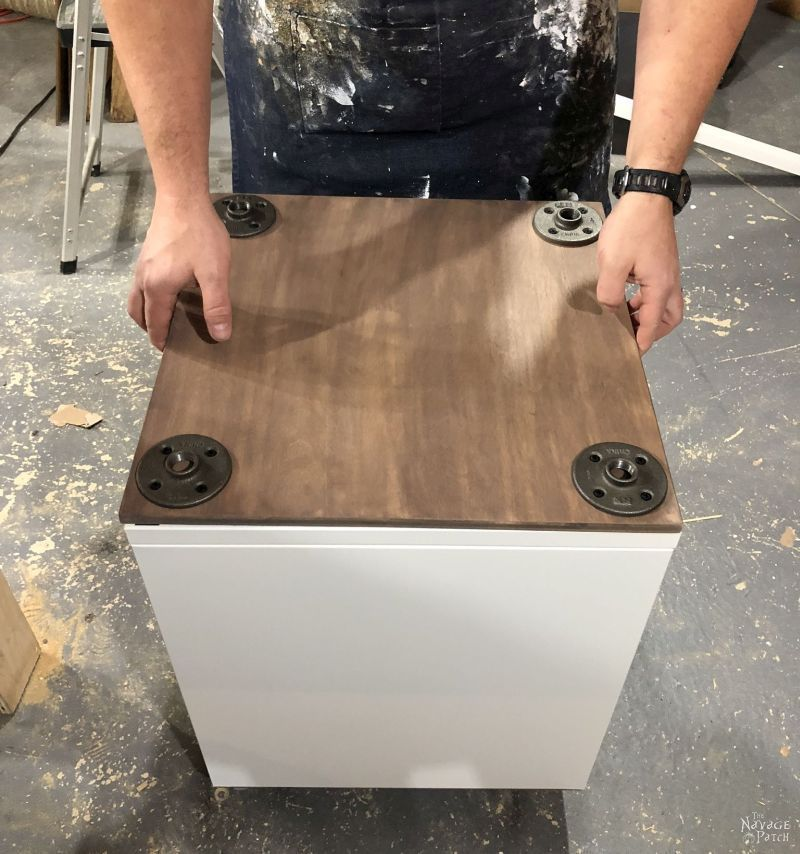 building a diy craft table