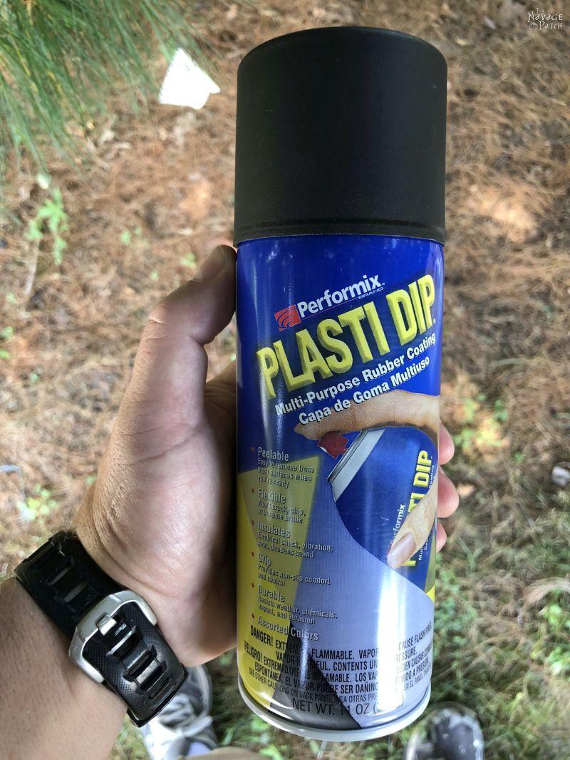 can of plasti dip spray