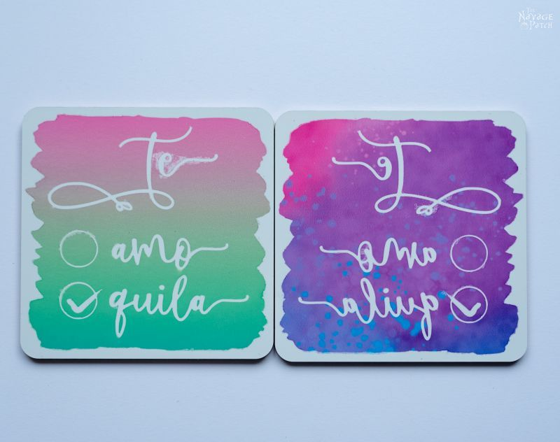 failed attempts at infusible ink transfer