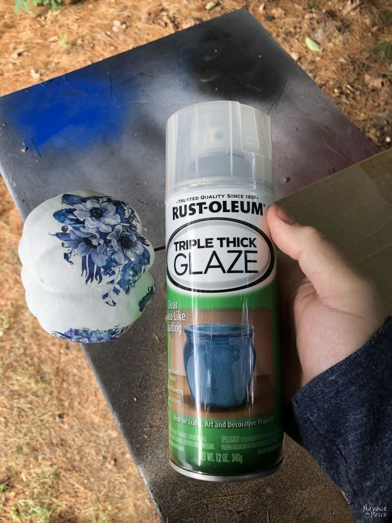 rustoleum triple thick glaze