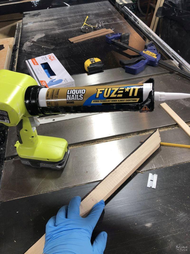 construction adhesive
