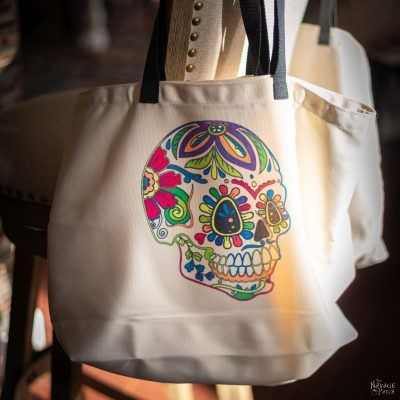 tote bag designs made with cricut infusible ink
