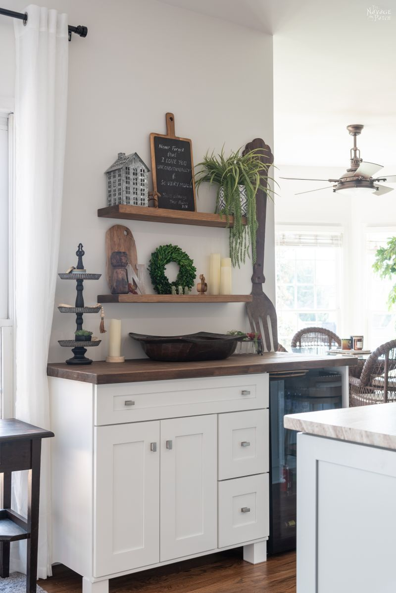 Kitchen Remodel Reveal - TheNavagePatch.com