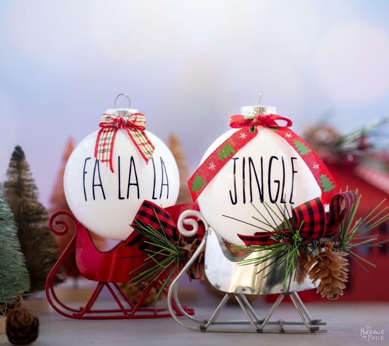 Rae Dunn Ornaments - TheNavagePatch.com