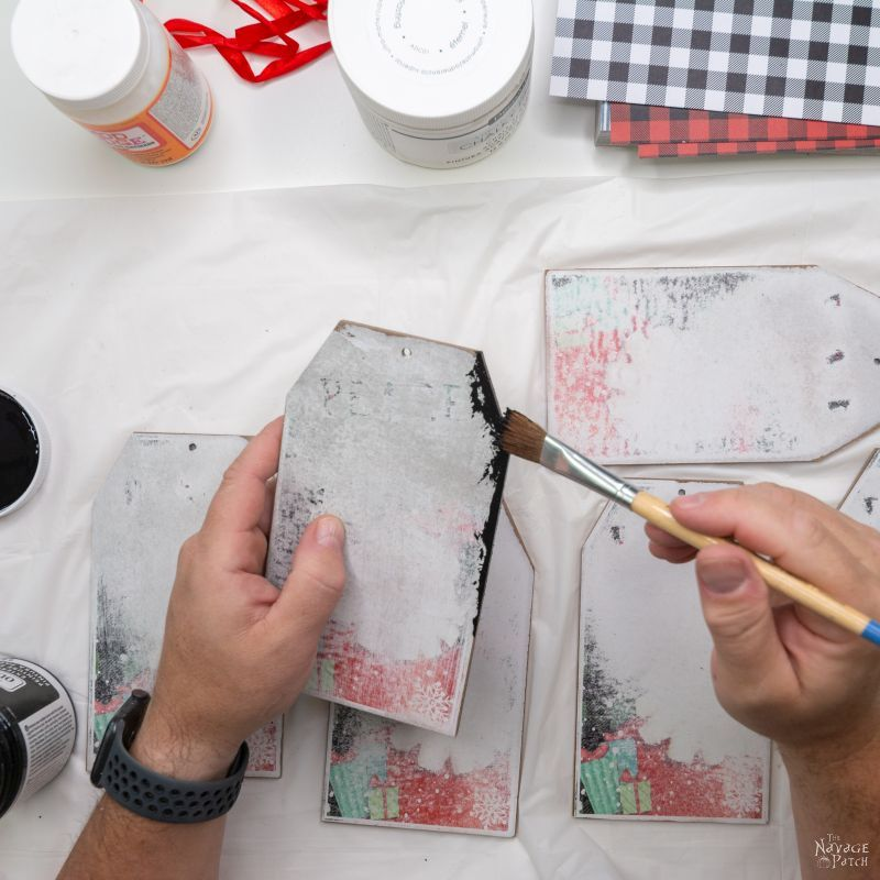 painting sides