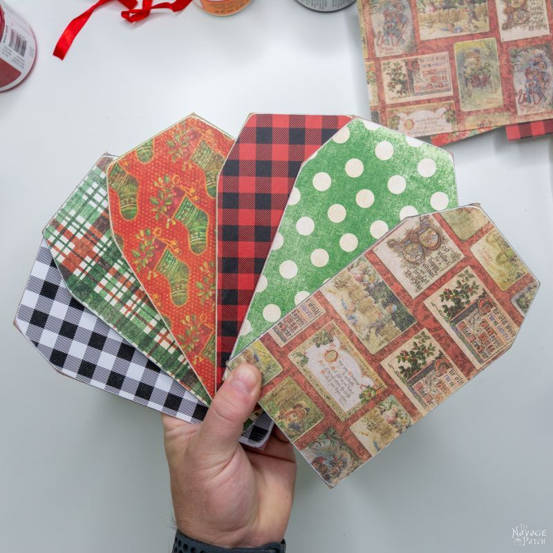 gift tag ready for embellishment
